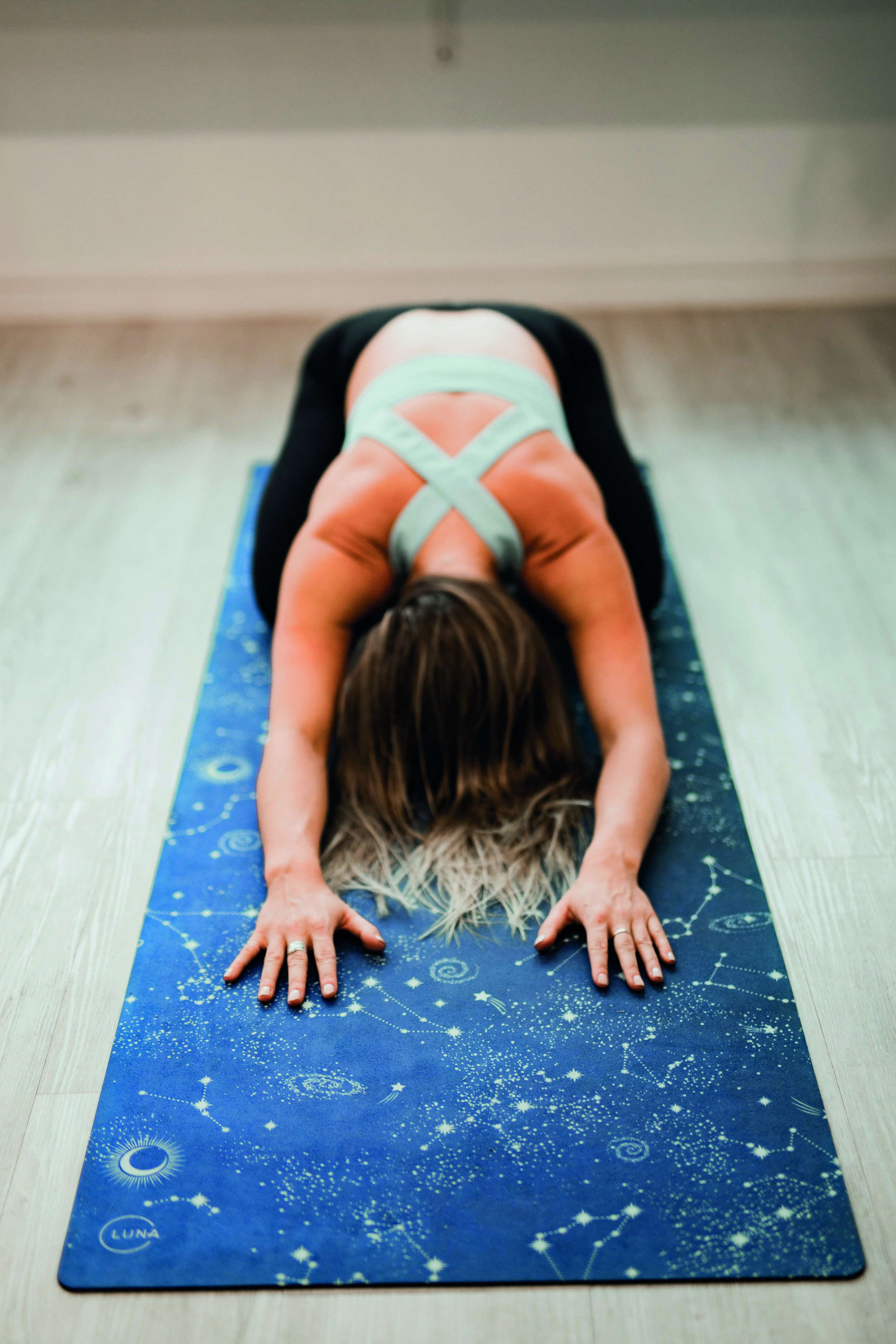 Yoga for the Terrified | The Hive